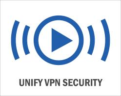 UNIFY VPN SECURITY