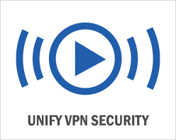 UNIFY VPN Security - 6 Connections